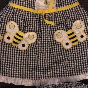Youngland Dresses - Honeybee 3pc Outfit